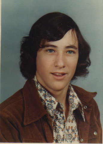 Chuck looking cool, circa 1974